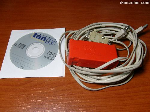 Siemens simatic s7 200 plc programlama kablosu
